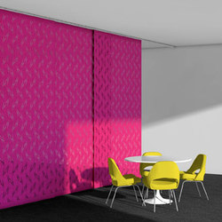 ARO | Array 5 Hanging Panel | Sound absorbing suspended panels | FilzFelt