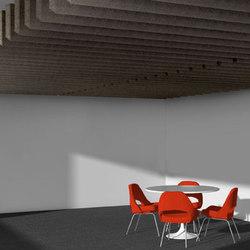 ARO | Baffle 1 | Suspended ceilings | FilzFelt