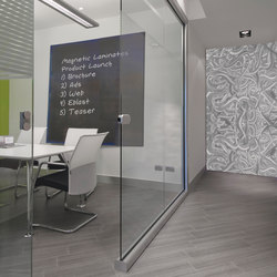 Chemetal 151 - Magnetic Laminate | White boards | Chemetal