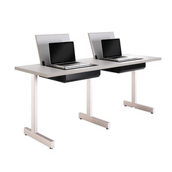 Laptop Locker | Tables de lecture | Versteel