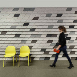 ARO | Shingle 1 | Paneles de pared | FilzFelt