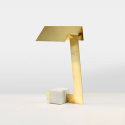 Clark | Table | General lighting | Lambert et Fils