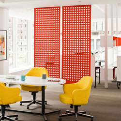 Circle | Hanging Panel | Sound absorbing suspended panels | FilzFelt