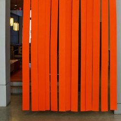 Fringe | Hanging Panel | Sound absorbing suspended panels | FilzFelt