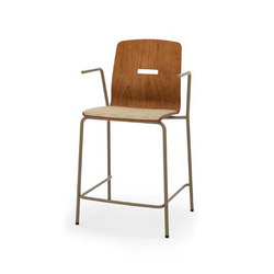Sate Chair | Sgabelli bar | Versteel