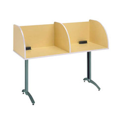 Study Carrel | Tables collectivités | Versteel