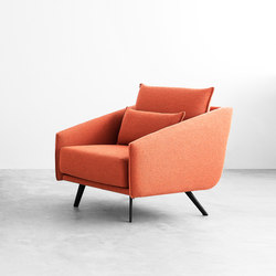 Costura armchair | Poltrone lounge | STUA