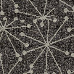 World Woven Mod Café - Star Black | Teppichfliesen | Interface