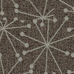 World Woven Mod Café - Star Brown | Carpet tiles | Interface