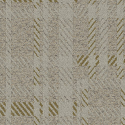 World Woven Scottish Sett - Plaid Linen | Quadrotte / Tessili modulari | Interface