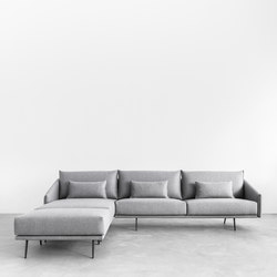 Costura sofa | Lounge sofas | STUA
