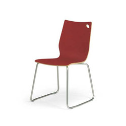 Zuri | Visitors chairs / Side chairs | Versteel