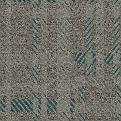 World Woven Scottish Sett - Plaid Flammel | Quadrotte / Tessili modulari | Interface