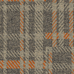 World Woven Scottish Sett - Plaid Natural | Carpet tiles | Interface
