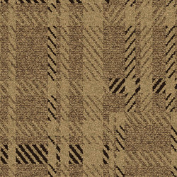 World Woven Scottish Sett - Plaid Sisal | Quadrotte / Tessili modulari | Interface
