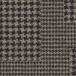 World Woven Collins Cottage - Hound Charcoal | Quadrotte / Tessili modulari | Interface