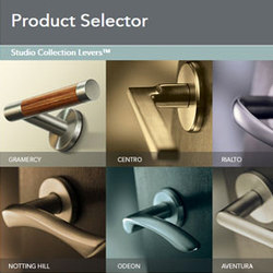 Decorative Harware Product Selector | Maniglie | SARGENT
