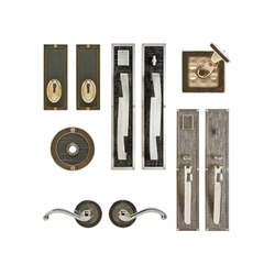 Textures Collection | Set di maniglie | Rocky Mountain Hardware