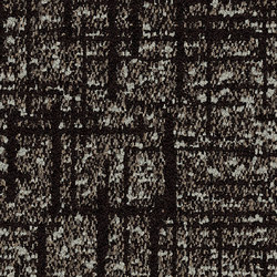 World Woven 890 Brown Dobby | Dalles de moquette | Interface