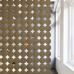 Polka | 90 Hanging Panel | Space dividing systems | FilzFelt