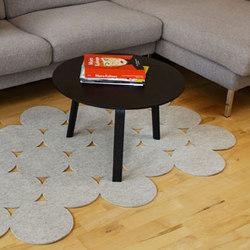 Polka | 120 Floor Mat | Rugs / Designer rugs | FilzFelt