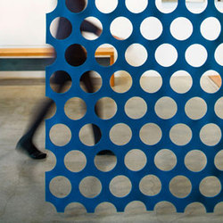 Polka | 120 Hanging Panel | Space dividers | FilzFelt