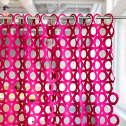 Polka | 120 Light Drapery | Sound absorbing suspended panels | FilzFelt