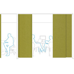 Solid | Hanging Panel | Space dividing systems | FilzFelt