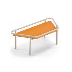 Hive EM 14 Side Table | Tavolini di servizio da giardino | EGO Paris