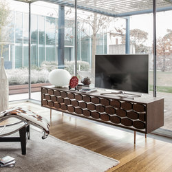 Honey TV Stand | Multimedia Sideboards | Tonin Casa