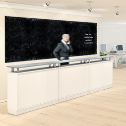 Information Desk | Counters | Cube Design
