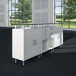 Information Desk | Empfangstische | Cube Design