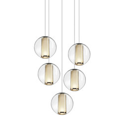 Bel Occhio Chandelier 05 | Suspended lights | Pablo