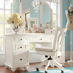 Chelsea Vanity | Coiffeuses | Distributed by Williams-Sonoma, Inc. TO THE TRADE