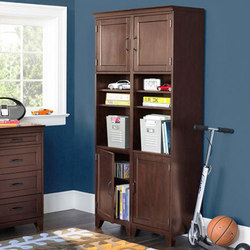 Hampton Shelf Storage Tower | Armarios | Williams-Sonoma, Inc. TO THE TRADE
