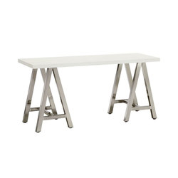 PB Teen | Customize-It Simple A-Frame Desk | Bureaux plats | Distributed by Williams-Sonoma, Inc. TO THE TRADE