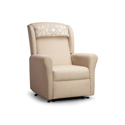 Facelift 2 Revival Wall Saver Wing Back Recliner | Elderly care armchairs | Trinity Furniture