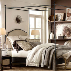 Aberdeen Canopy Bed | Himmelbetten | Distributed by Williams-Sonoma, Inc. TO THE TRADE