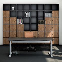 Quadro Storage | Sistemas de estantería | Cube Design