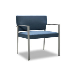 Steel Bariatric Side Chair | Elderly care chairs | Trinity Furniture
