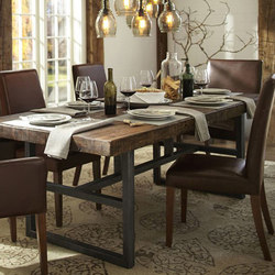 Griffin Fixed Dining Table | Tavoli da pranzo | Distributed by Williams-Sonoma, Inc. TO THE TRADE
