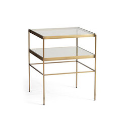 Leona Cube Table | Tables d'appoint | Distributed by Williams-Sonoma, Inc. TO THE TRADE