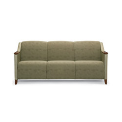 Facelift Three Place Sofa | Elderly care sofas | Trinity Furniture