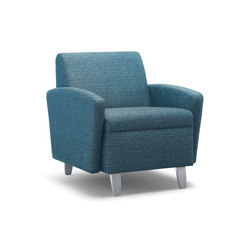 Facelift Serpentine Lounge Unit | Fauteuils d'attente | Trinity Furniture