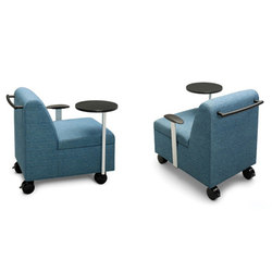 Facelift Serpentine Lounge Unit | Elderly care armchairs | Trinity Furniture