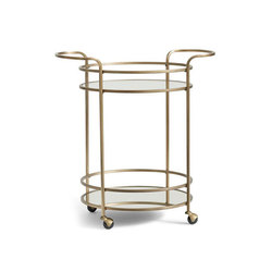 Tristan Bar Cart | Tea-trolleys / Bar-trolleys | Distributed by Williams-Sonoma, Inc. TO THE TRADE