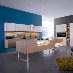 Classic-FS | Topos | Cucine a parete | Leicht Küchen AG