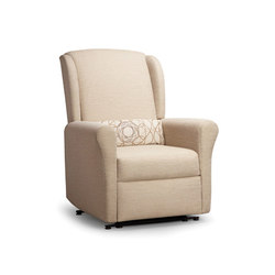 Facelift 2 Revival Wallsaver Wing Back Recliner | Elderly care armchairs | Trinity Furniture