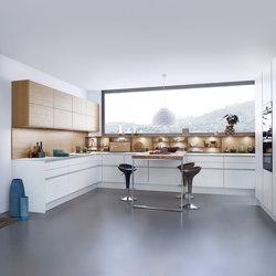 Classic-FS | Topos | Concrete-C | Cuisines intégrées | Leicht Küchen AG