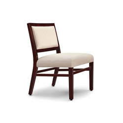 Facelift Replay Armless Side Chair, Open Back | Besucherstühle | Trinity Furniture